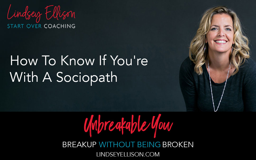 How To Know If You're With a Sociopath